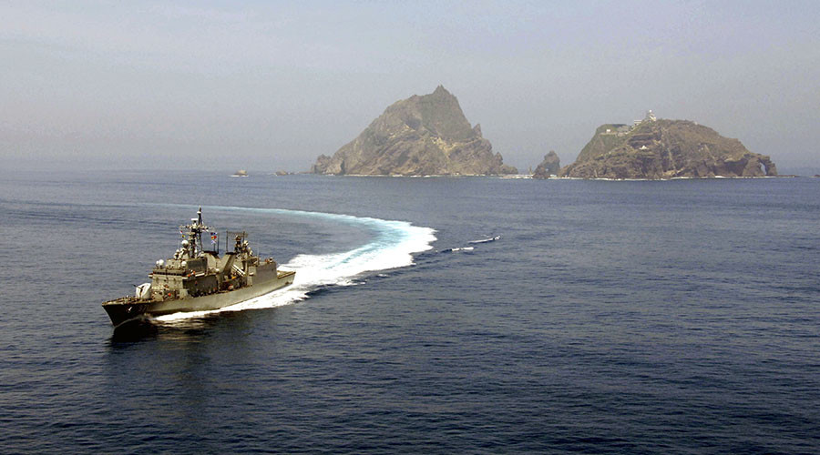 South Korea to deploy marines near Japan-claimed islands, citing North's aggression