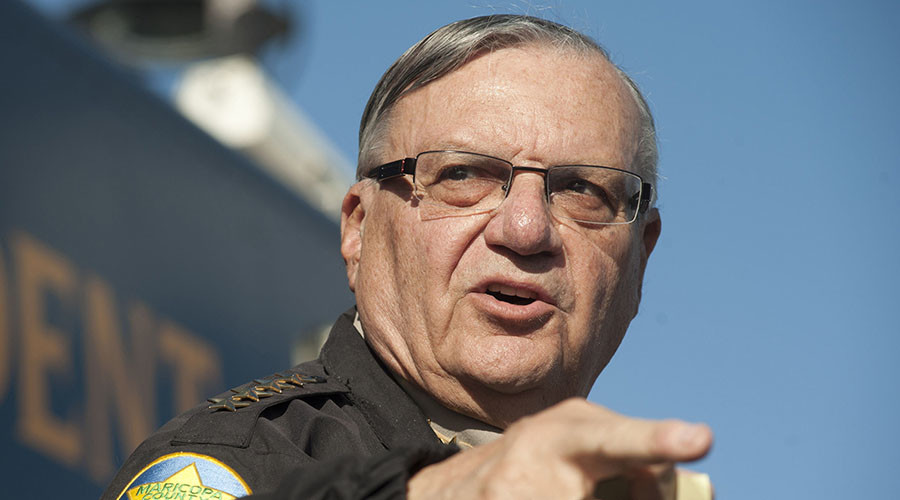 Feds will press criminal contempt charges against controversial Arizona Sheriff Arpaio