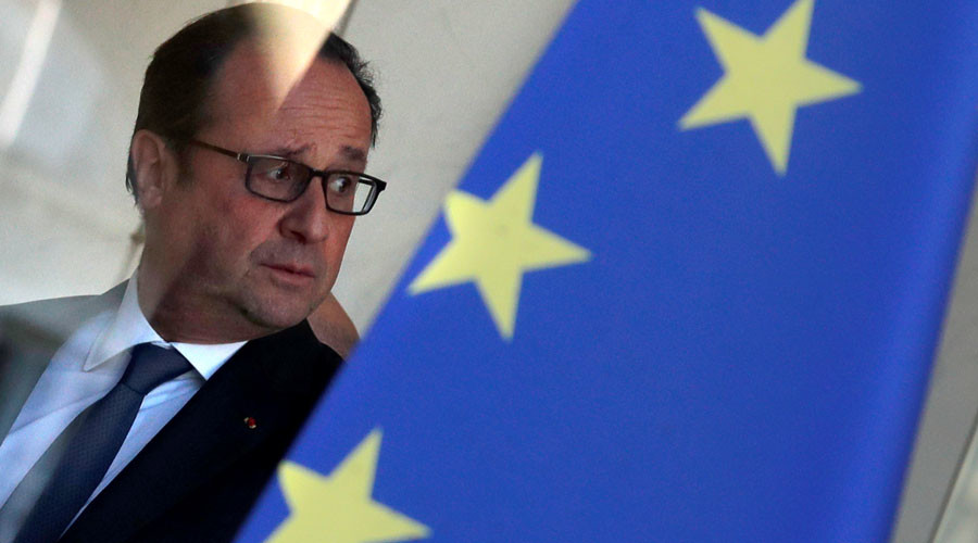 'Problem with Islam': Tell-all book reveals Hollande's views from migrants to Sarkozy