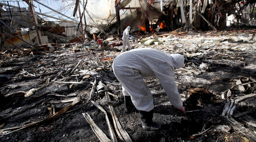 Could UK ministers supporting Saudi-coalition in Yemen be implicated in war crimes?