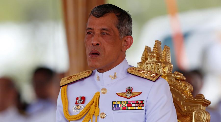 Thailand's Crown Prince Maha Vajiralongkorn. © Athit Perawongmetha