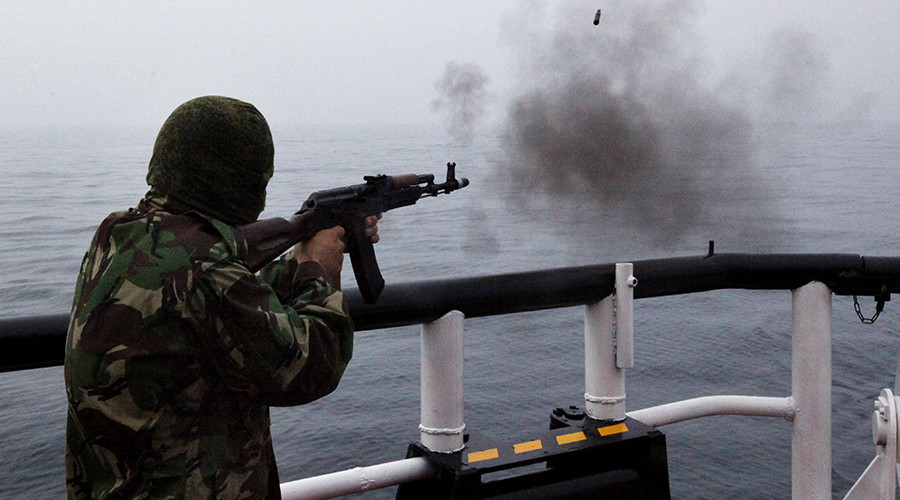 Russian border patrol opens fire as North Korean fishing vessel crew resists search – FSB