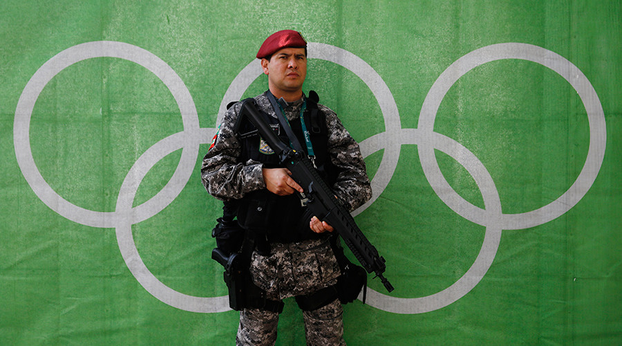 Rio Olympics terrorist suspect found 'brain dead' after prison beating