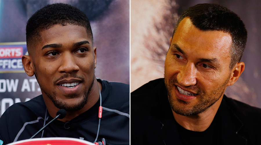 Joshua and Klitschko agree to December date for title fight