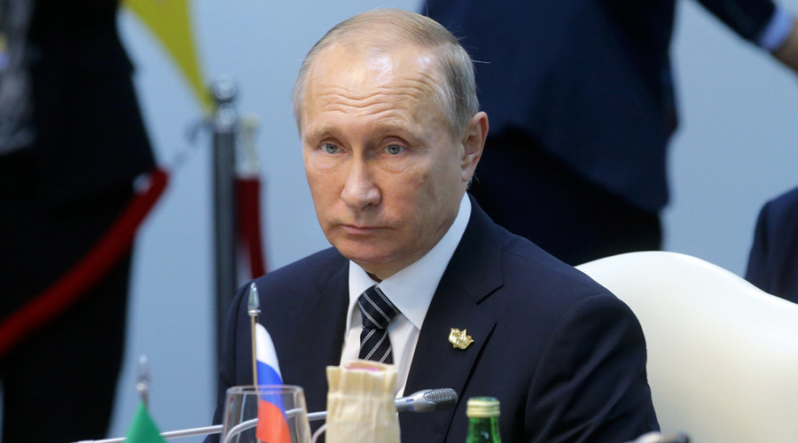 'Get lost': Moscow to keep counter sanctions & other highlights from Putin's BRICS presser