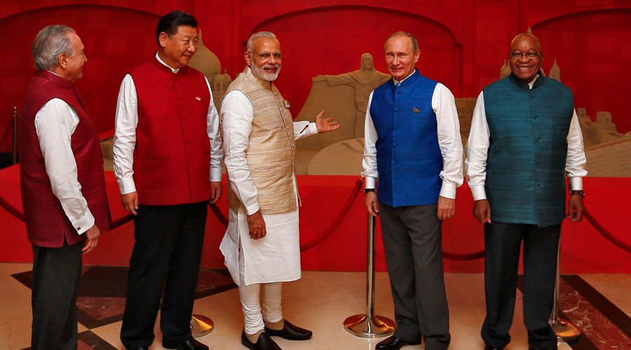 China positive on BRICS despite global uncertainty
