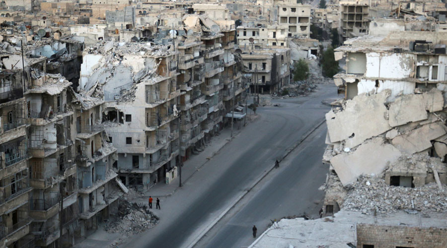 New sanctions against Russia won't help Syrian population – German FM