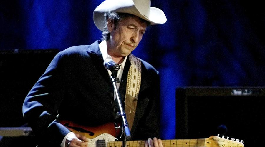 Rock musician Bob Dylan. ©Rob Galbraith