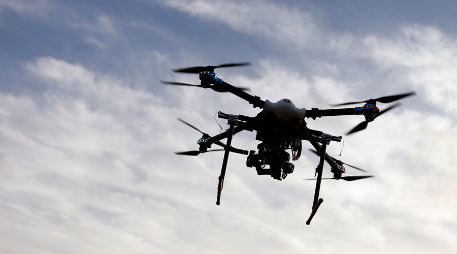 British arms firm to crash drones into military planes... just to see what happens