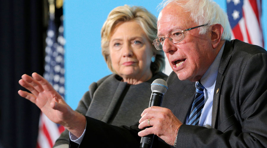 'This isn't trust': Sanders on difference between voting for & supporting Clinton