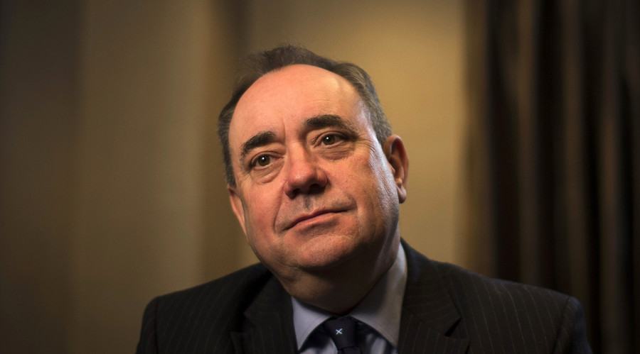 Alex Salmond on RT UK banking woes: 'It's what tin-pot dictatorships would do'