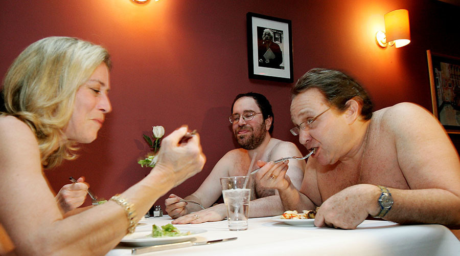 Naked lunch: London's 1st nude restaurant is coming back... permanently