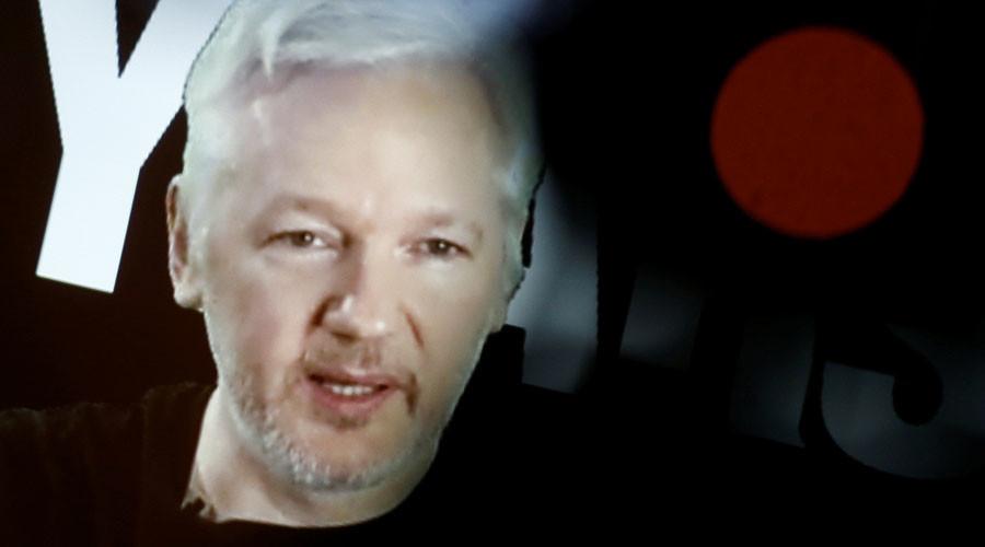 Pro-Hillary US State Dept 'behind Assange internet cutoff' – WikiLeaks activist to RT