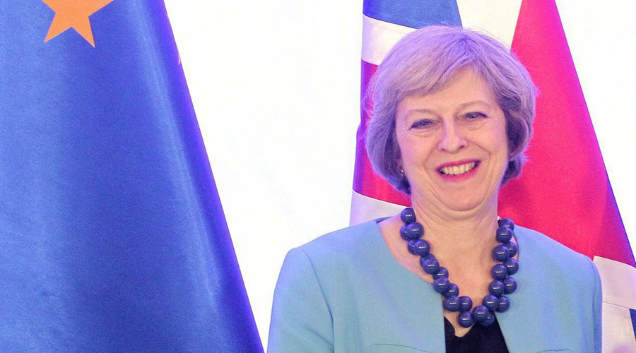 'We don't want to wreck EU, but there's no going back on Brexit,' May to tell European leaders