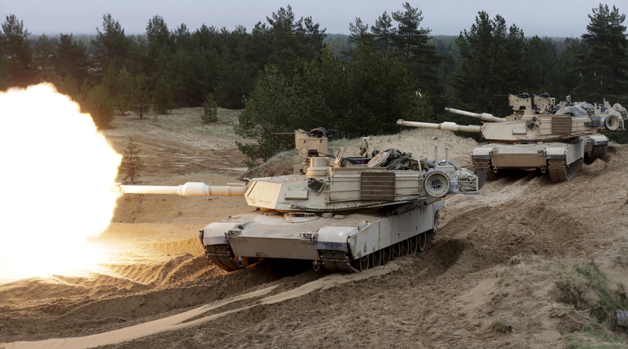 US deploys 3,500-strong armored brigade to S. Korea amid mounting tensions with North