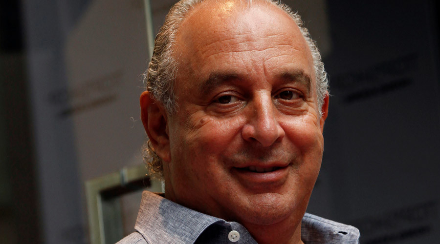 Sir no more! MPs vote to strip ex-BHS boss Philip Green of knighthood amid pensions scandal