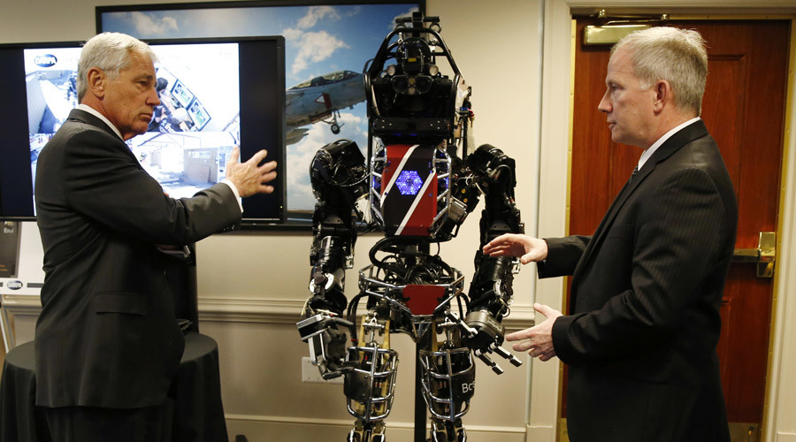 US Army will have more combat robots than human soldiers by 2025 – former British spy