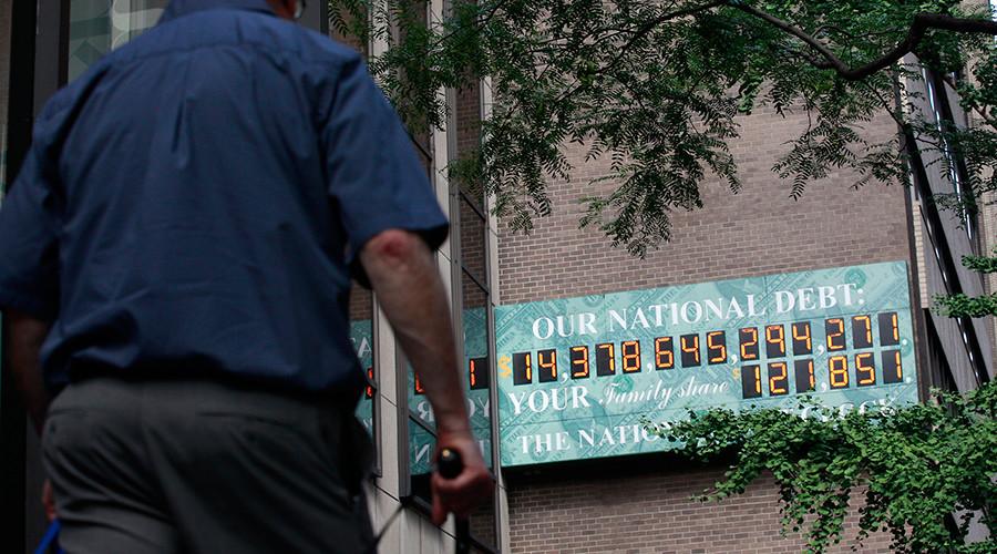Under Trump or Clinton economic plans, US national debt would grow