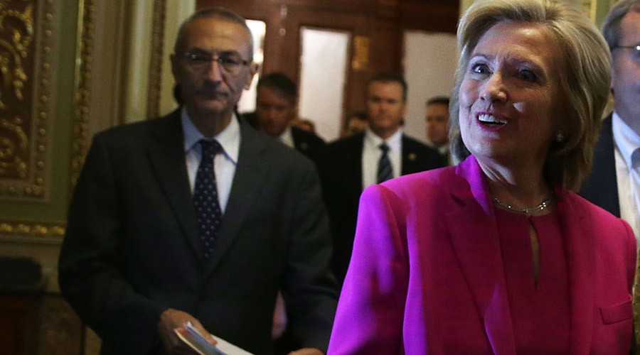'His proposal sucks': Sanders savaged by Podesta in WikiLeaks' latest Clinton mails