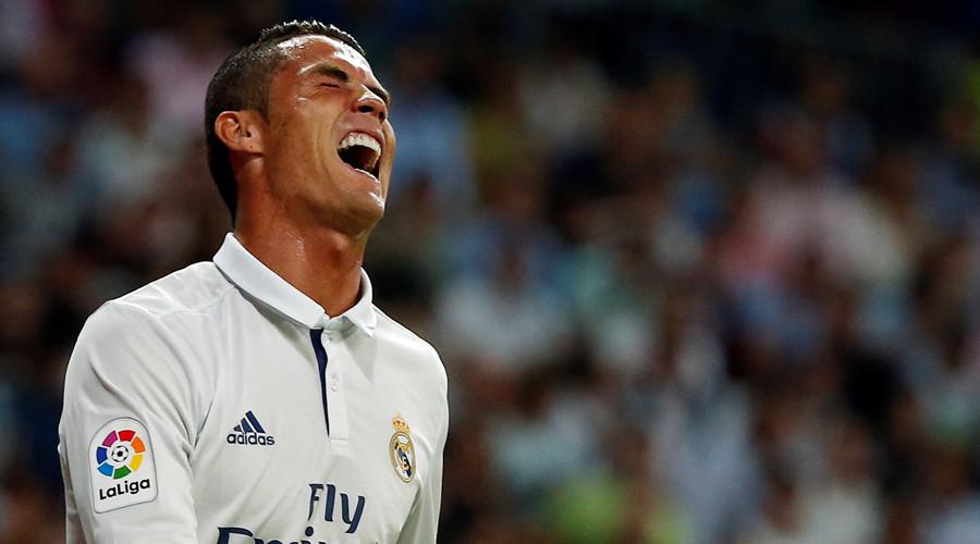 Cristiano Ronaldo © Sergio Perez