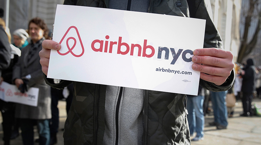 Airbnb threatens legal challenge to NY short-term rental ad ban