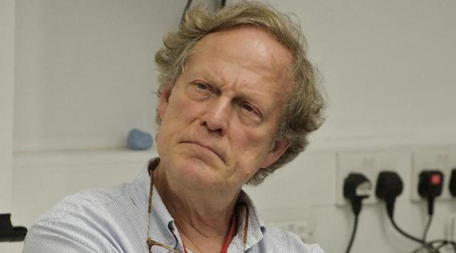 WikiLeaks director & Assange's mentor Gavin MacFadyen dies