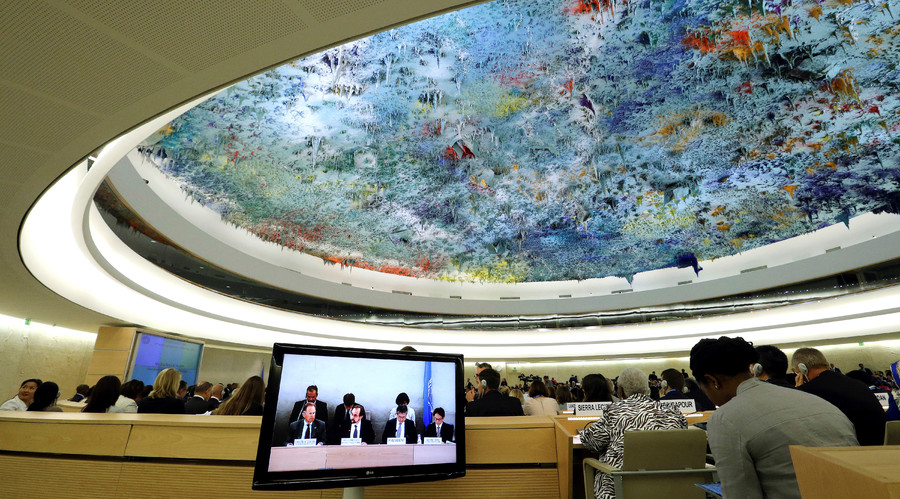 Over 80 NGOs call for Russia to be dropped from UN rights council over Syria