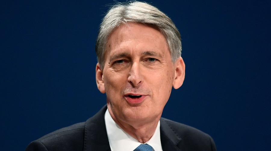 Tory deficit targets in tatters as leaked Treasury papers expose £16bn 'black hole'