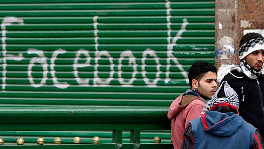 Facebook accused of 'collective punishment' in crackdown on Palestinian users