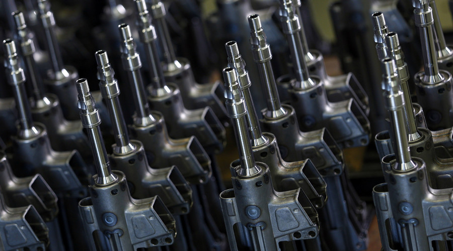 German small arms ammo sales grow tenfold, total arms sales hit new record – report