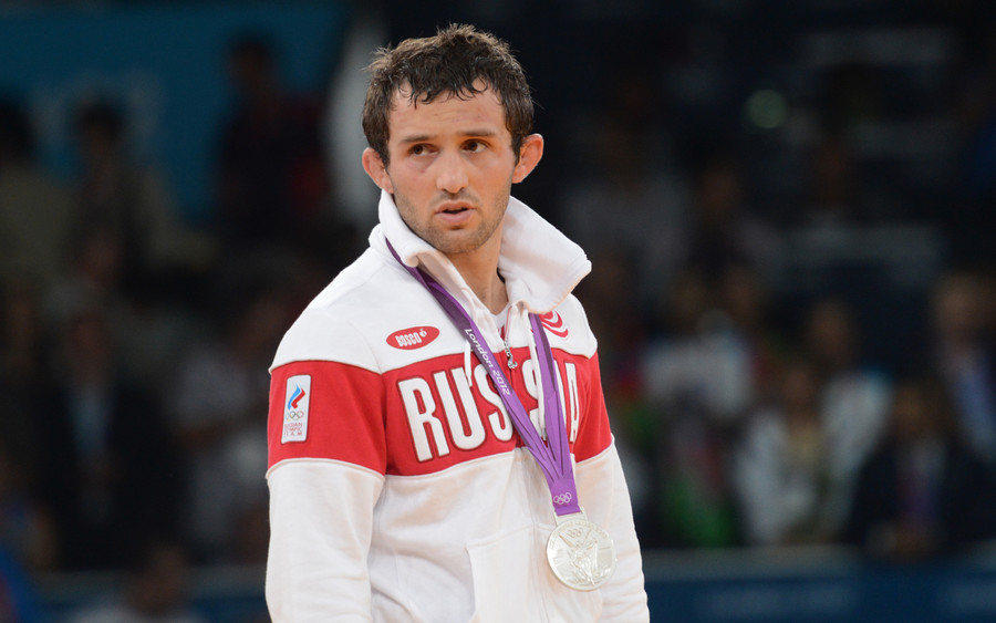 Deceased Russian wrestler to keep 2012 Olympic silver despite positive drug test