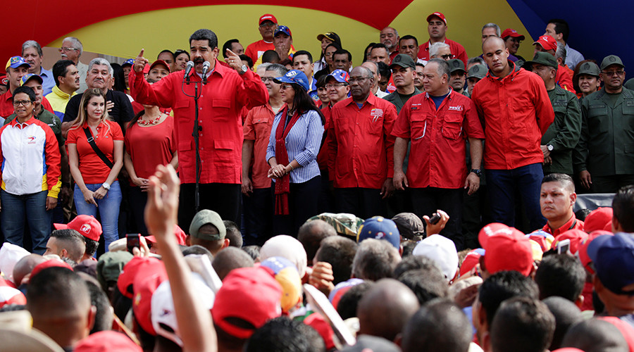 'Venezuelan opposition against President Maduro lacks democratic credentials'