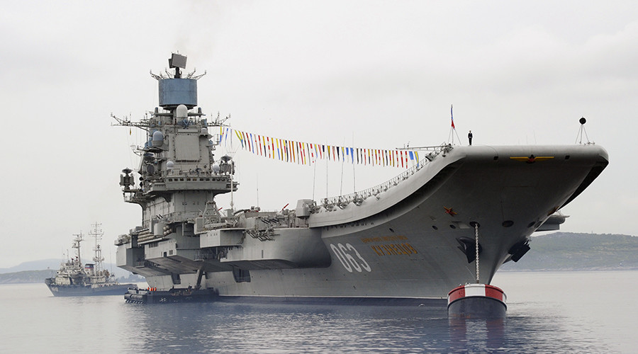 Russia withdraws request for carrier battle group to refuel in Spain amid NATO pressure on Madrid