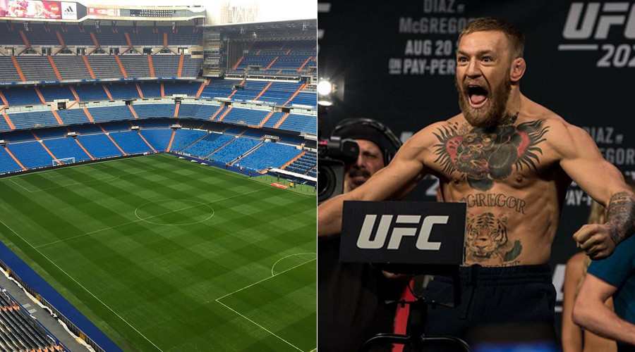 Real Madrid hoping to host blockbuster Conor McGregor fight