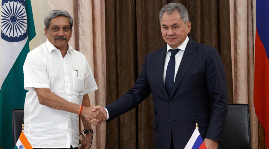 Russian DM Shoigu blasts double standards, urges joint effort in fighting terrorism