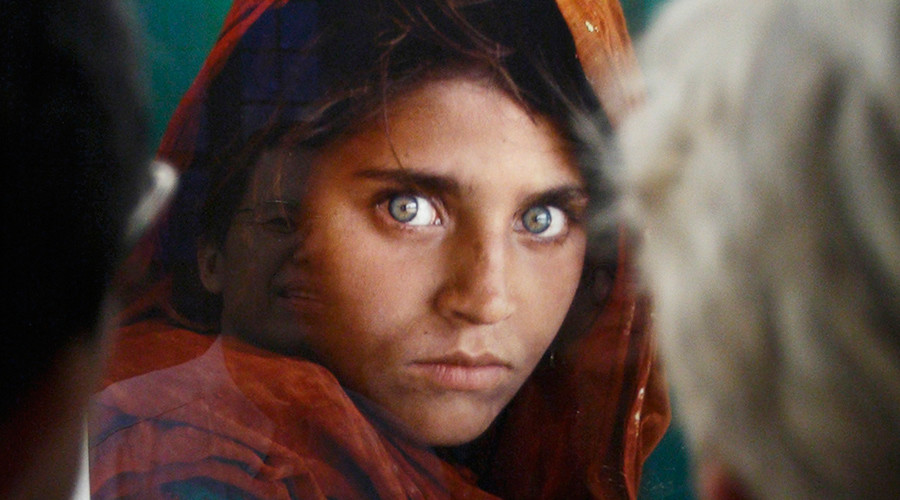 Nat Geo's iconic 'Afghan Girl' arrested for false documents in Pakistan