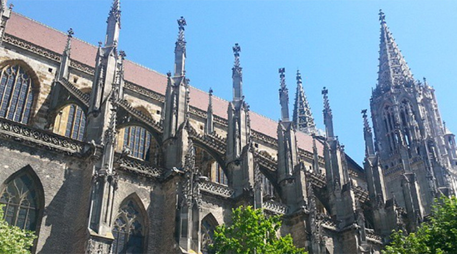 World's tallest church being eroded by urinating revellers