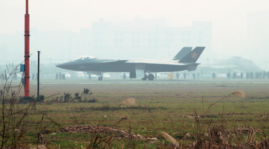 China to display 5th gen J-20 stealth fighter at air show