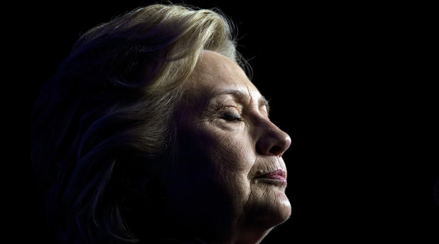 Democratic presidential nominee Hillary Clinton © Brendan Smialowski