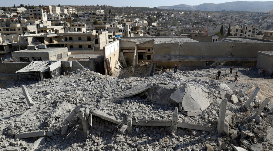 Over 16,000 Syrians killed by US-backed rebels since February – Russian UN mission