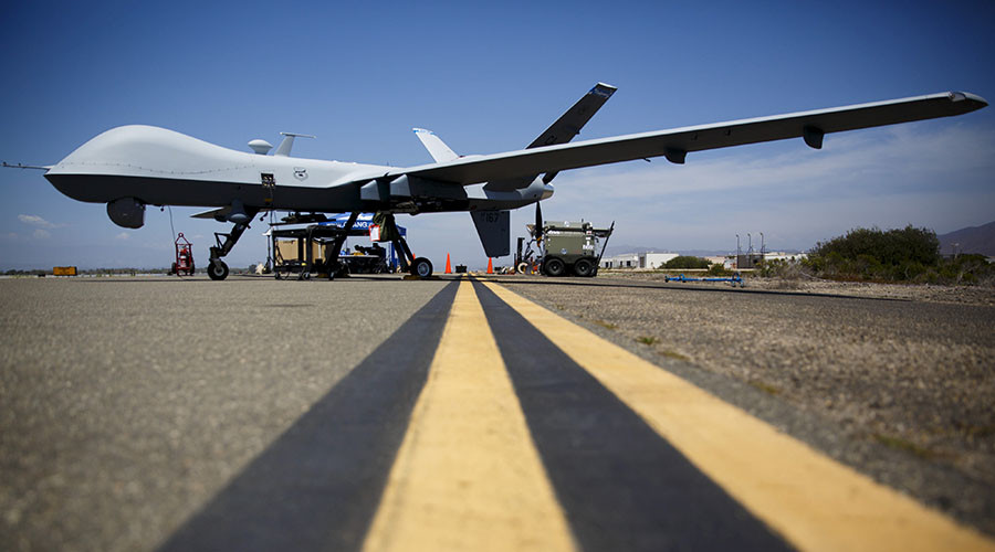 Drone operator job ads suggest US military is flying kill missions from Britain