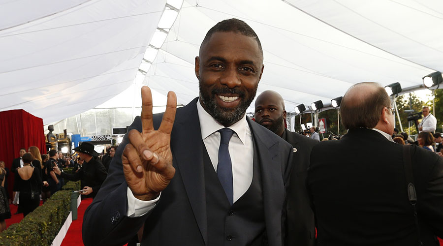 British actor Idris Elba wins in kickboxing debut