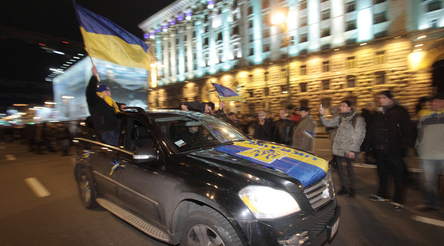 Politicians in debt-stricken Ukraine reveal lavish fortunes, spark public outcry