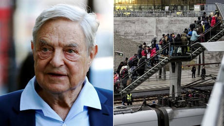 Soros to make a killing with European 'forced migration'