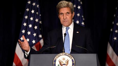 U.S. Secretary of State John Kerry © Darren Ornitz