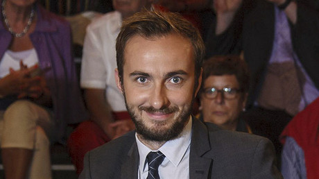 Jan Boehmermann, host of the late-night