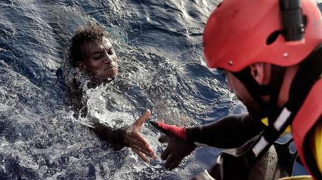 11,000 refugees rescued off Libyan coast in 48 hours