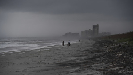 Southeastern US braces for Cat. 4 Hurricane Matthew (VIDEO)