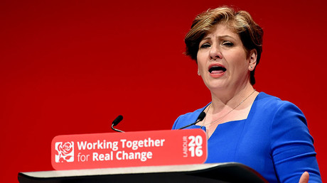 Shadow Foreign Secretary Emily Thornberry. © Paul Ellis