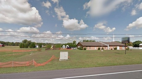 Victory Church and its surrounding property © Google Maps